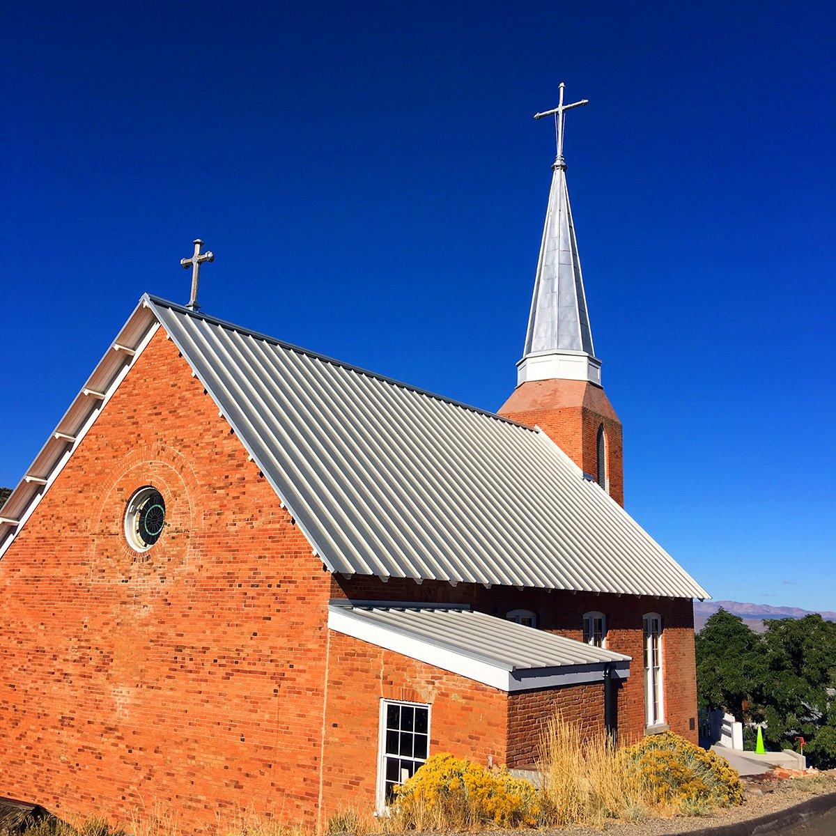 St. Augustine Catholic Church, Austin, NV